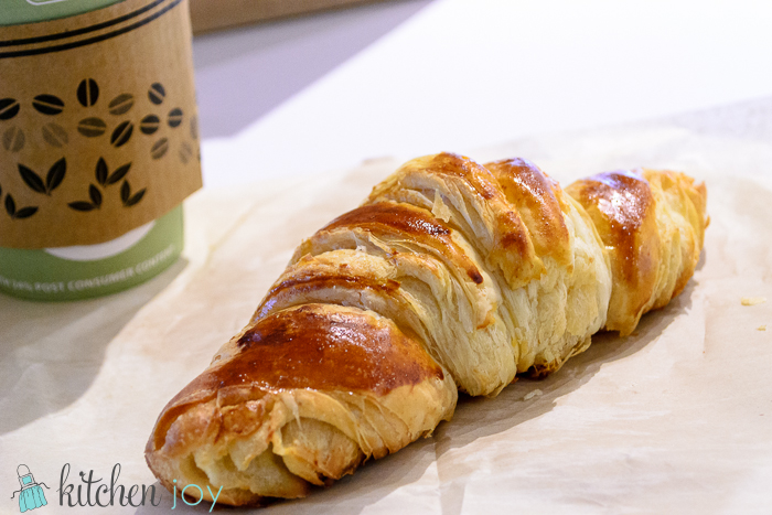 Butter Croissant from Field & FIre Bakery
