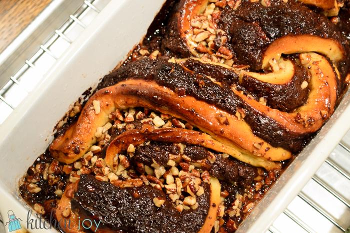 Chocolate Krantz Cakes