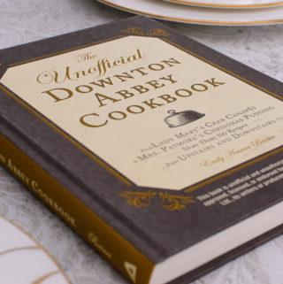 Downton Abbey food, Downton Abbey menu, Downton Abbey Recipes