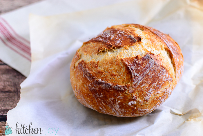 Dutch Oven Bread (no Knead) (30)