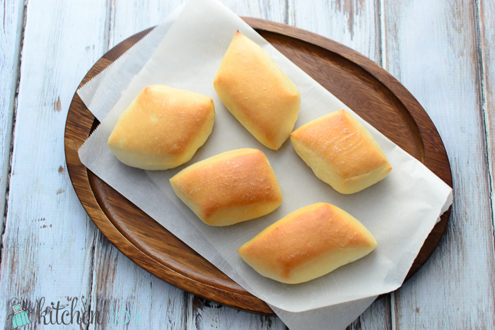 Roadhouse Yeast Rolls