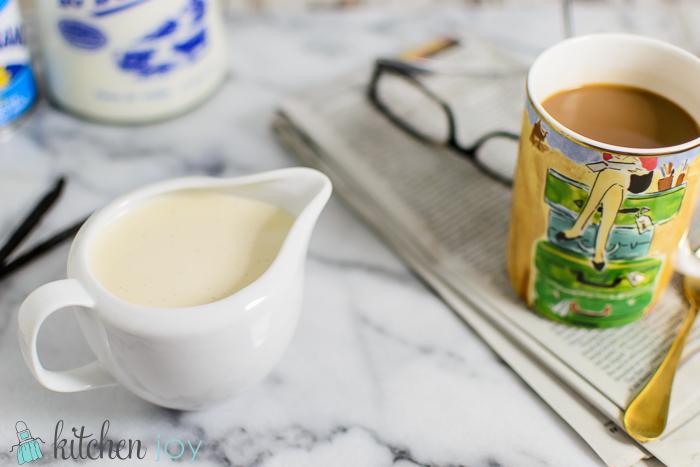Flavored Coffee Creamer - Kitchen Joy