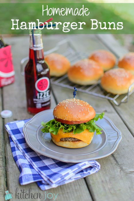 homemade-hamburger-buns