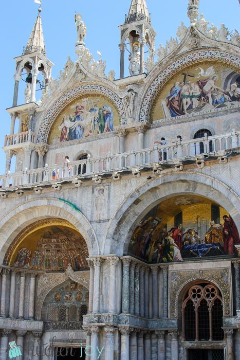 Basilica San Marco- Venice, Italy ~ July 19, 2014