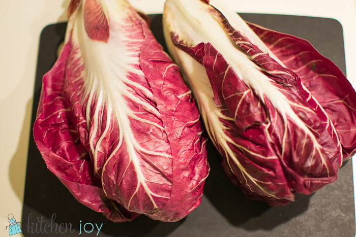 Radicchio Crepes (Crespelle al Radicchio) - Kitchen Joy