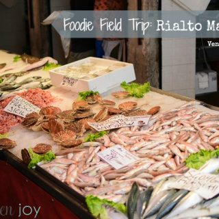 Foodie Field Trip: Rialto Market - Kitchen Joy