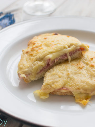 Croque Monsieur - Kitchen Joy