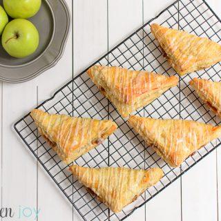 Apple Turnovers - Kitchen Joy