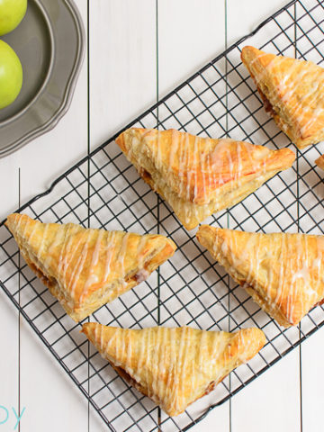 Apple Turnovers - Kitchen Joy