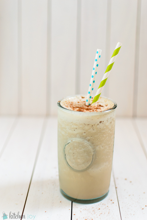 Chai Smoothie - Kitchen Joy