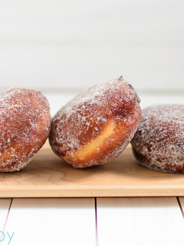 Paczki (Fat Tuesday Donuts) - Kitchen Joy