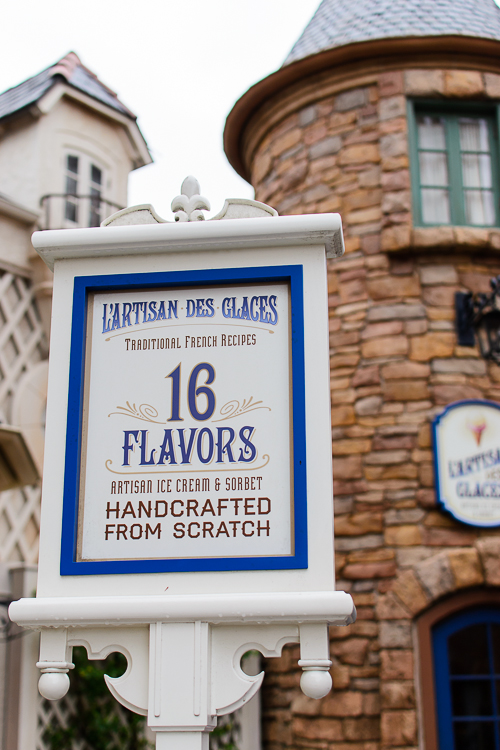 Walt Disney World Epcot Pastry Crawl - Kitchen Joy
