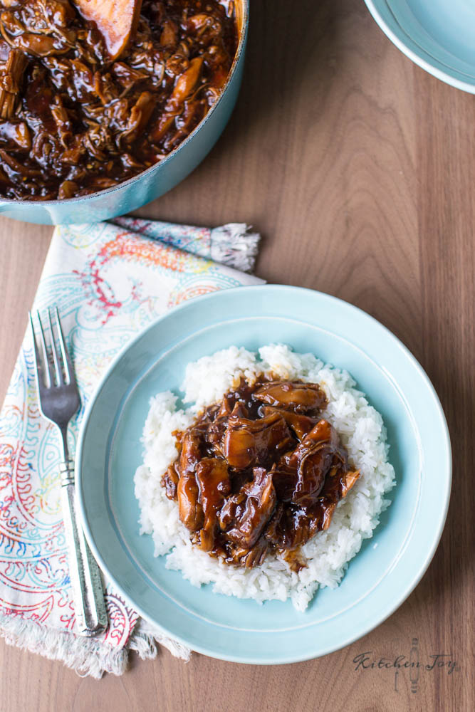 Bourbon Chicken - Kitchen Joy®