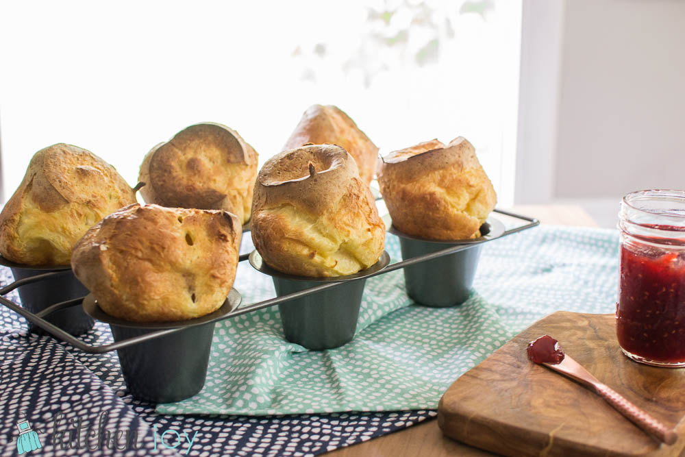 Perfect Popovers Kitchen Joy