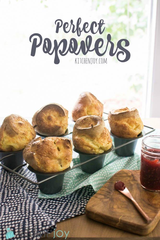 Perfect Popovers Kitchen Joy